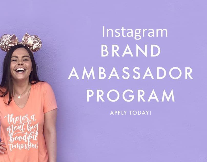 Сотрудничество с амбассадорами бренда